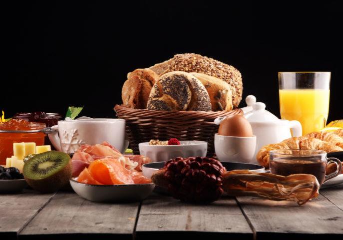 Frukostbord HEIMA